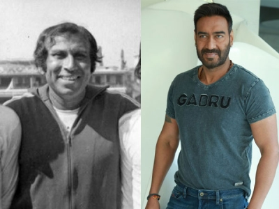 After Chanakya, Ajay To Star In Syed Abdul Rahim Biopic!