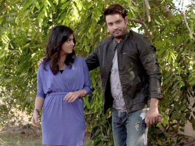 Is Vivian Dating His Shakti Co-star Amrita?
