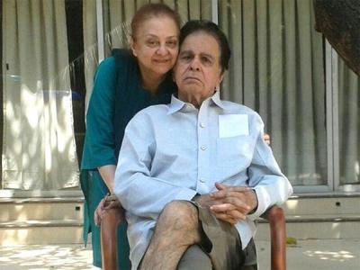 Dilip Kumar Is Doing Well, Says Wife Saira Bano