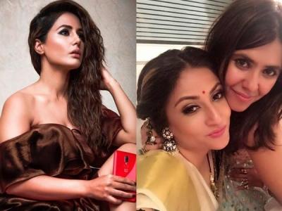 Kasautii Zindagi Kay 2: Hina Khan To Play Komolika!