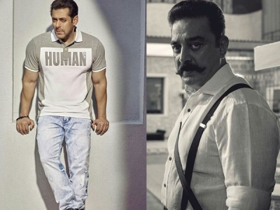Kamal Haasan To Share Frame With Salman For The First Time!