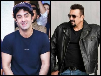 Sanjay Dutt Takes A SLY DIG At Ranbir Kapoor's Affairs
