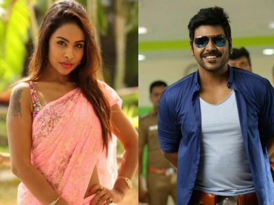 Sri Reddy Accuses Raghava Lawrence Of Misbehaving With Her!