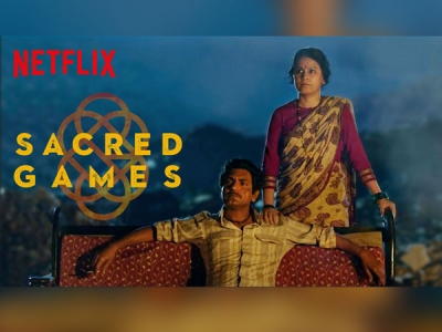 Plea Filed Against Sacred Games In Delhi High Court