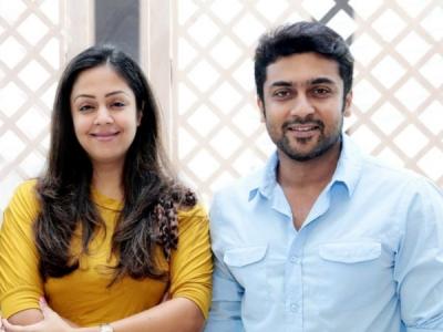 Suriya And Jyothika Set To Work Together Again!