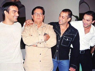 Salman's Father Allowed Him To Bring Girlfriends Home!