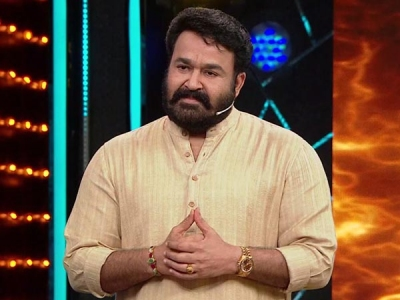 Bigg Boss Malayalam Onam Special: Mohanlal Enters The House!