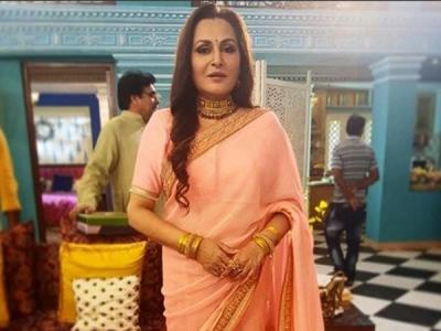 Jaya Prada Makes Her TV Debut With Perfect Pati!