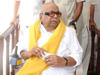 When A Mollywood Celebrity Directed Karunanidhi's Scripts!