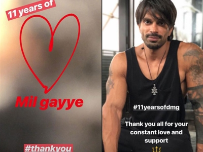 11 Years Of DMG: KSG & Karan Wahi Thank Fans For Their Love!