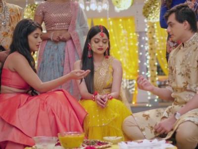 YRKKH's Vaishnavi Rao Says Mohsin Treats Her Like A Child!