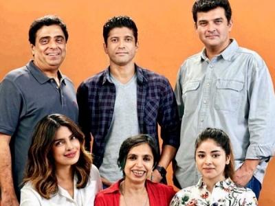 Priyanka Begins Shooting For 'The Sky Is Pink'