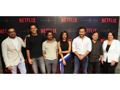 Sacred Games Cast Frustrated With Vikram Motwane's Direction