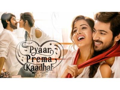 Pyaar Prema Kaadhal Twitter Review!