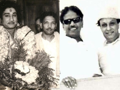 Rare Photos Of Kalaignar That You Might Have Missed!