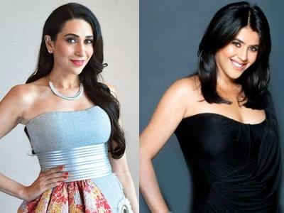 Karisma Kapoor Roped In For Ekta's Web Series?