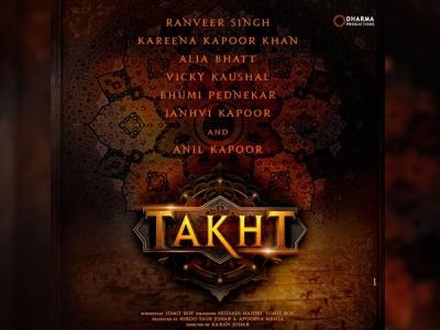 Breaking! Karan Announces His Next Directorial 'Takht'