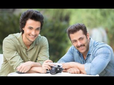 Aayush Sharma Didn't Want To Be Trained By Salman Khan
