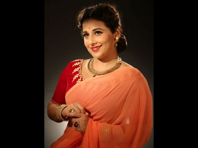 Vidya Balan Is Excited To Star In NTR Biopic!