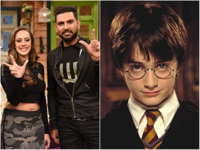 Yuvraj Singh's Wife Hazel Keech Acted Harry Potter Films!