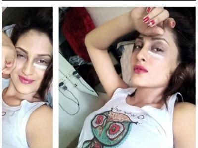 Reena Aggarwal Frustrated Over Dog Bite