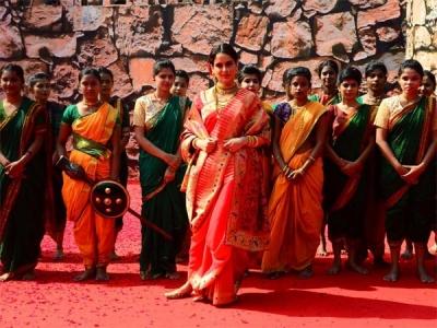 Kangana Looks Spectacular At Manikarnika Trailer Launch!