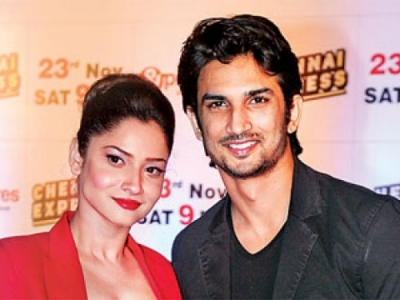 Ankita Will Share Screen Space With Sushant On One Condition