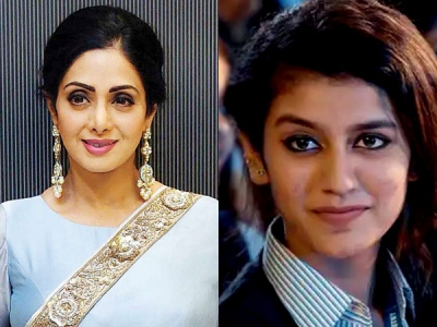 Priya Varrier: Sridevi Is Just The Name Of My Character