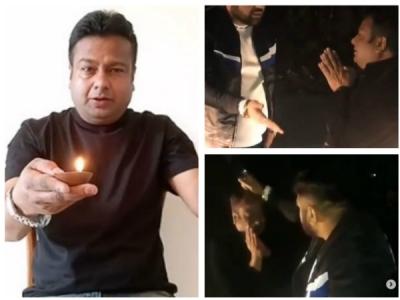 Deepak Kalal BEATEN Up In Public!