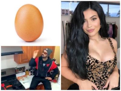 Diljit Destroys 'The Egg' That Broke Kylie Jenner's Record!