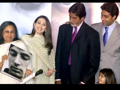 Jaya Bachchan: Karisma Is Abhishek's Gift To His Parents