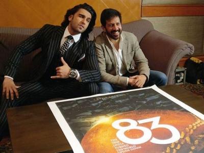 Kabir Khan Reveals Shooting Schedule For '83