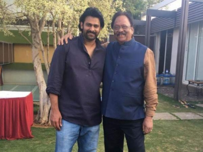 Krishnam Raju Speaks About Prabhas' Marriage