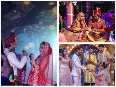 Sheena & Rohit's Wedding Was A Dreamy Affair!