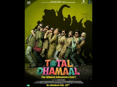 Total Dhamaal First Poster Promises A Crazy Ride!