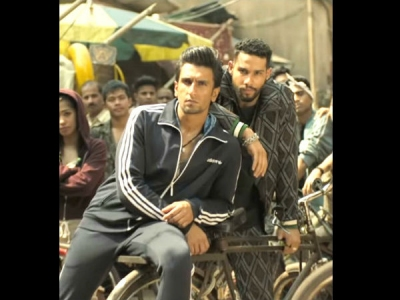 Gully Boy: Ranveer Was Siddhant's MC Sher Off Screen