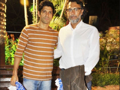 Farhan Akhtar & Rakeysh Omprakash Mehra Team Up For 'Toofan'