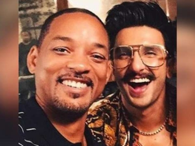 Ranveer Reacts To Will Smith's Praise For Gully Boy!