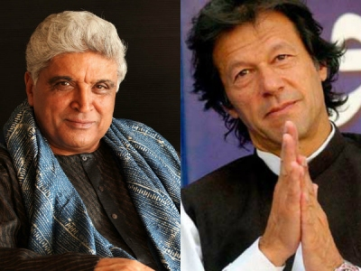 Javed Akhtar BLASTS Pakistan PM Imran Khan For His Speech!
