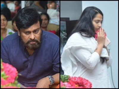 Celebs Pay Last Respects To Kodi Ramakrishna!