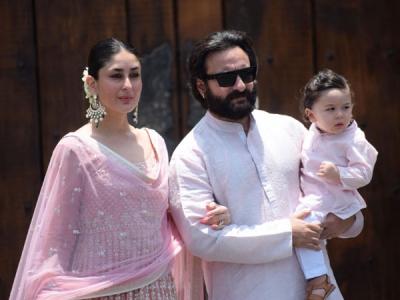 Kareena Kapoor Is ANNOYED With This Habit Of Saif Ali Khan!
