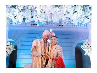 Neeti Mohan Gets Married To Nihar Pandya; Shares Picture