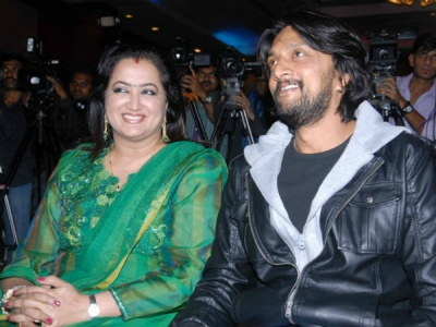 Here's Why Sudeep Has Been Absent From Sumalatha's Campaign
