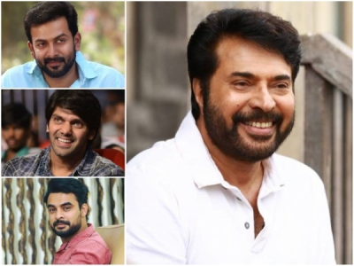 Along With Mammootty, This Movie To Feature These Stars?