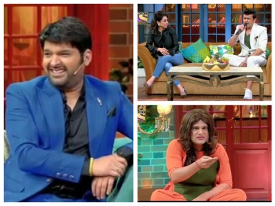 TKSS: Kapil Had A Special Invite For Sonu & His Wife