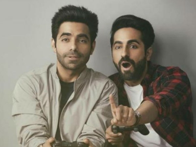 Aparshakti Is Not Competing With His Brother Ayushmann