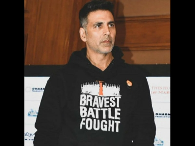 Akshay Kumar: I Don't Want To Stop At One Point