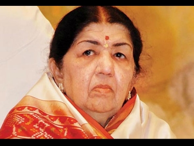 Lata Mangeshkar To Become 'Daughter Of The Nation'