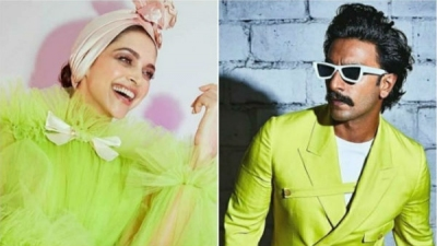 Deepika Is Tired Of Being Compared With Ranveer's Fashion
