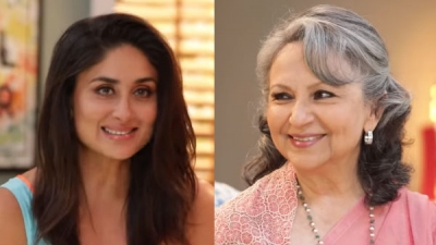 Sharmila On Difference Between Daughter & Daughter-In-Law